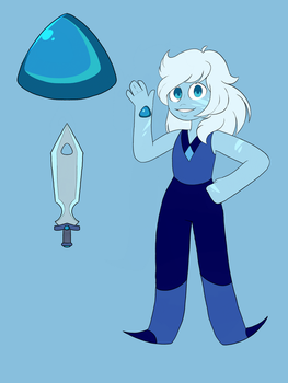 Alternate Larimar for Cocoandhannah by DovahGoat