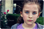 eyes of a child by CloverSpyF