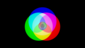 RGB Ball Abstract by anul147