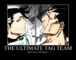 The Ultimate Tag Team by TonyCocchi