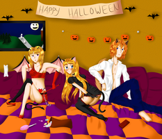 Happy Halloween~! by DianaTan