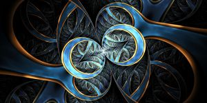 The Fractal Effect by Meckie
