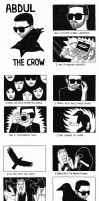 Abdul The Crow Comic by Teagle