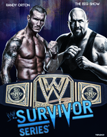 Wwe Survivor Series 2013 Poster Randy Orton Poster by ...