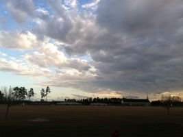 Cloudy Day #5 by annieheart12