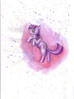 Twilight Sparkle by Pickledsuicune