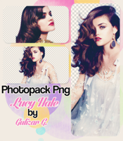 Lucy Hale Png Pack 01 by halcyonpngs