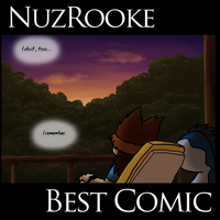 Nuzlocke Nominations 2014 - NuzRooke, Best Comic by DragonwolfRooke