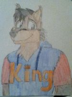 First Badge by kingking321