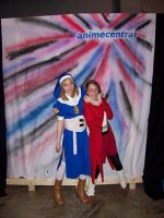 ACen 2006 - Rosette and Chrno by Bepbo