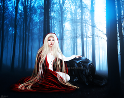 Red Riding Hood by Vickyfab