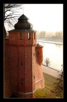 One Of Towers Wavel Castle by skarzynscy