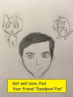 Get Well Soon by CaptainEdwardTeague