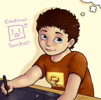 New Icon Vers 2 by Electrical-Socket