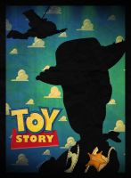 Toy Story Minimalist Poster by GeekTruth64