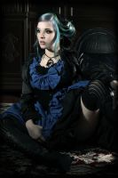 Victorian Lady 02 by FateModel