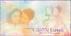 Chennai Express by scarletartista