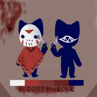 Bloody Murder Mocchin [closed] by lil-tanukii