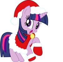 Merry Christmas Twilight by PaulySentry