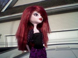 Lucy Vamp. Monster High O.C Picture by Ayleia-The-Kitty