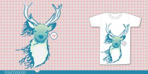 Tenderness T-shirt by riftsurround