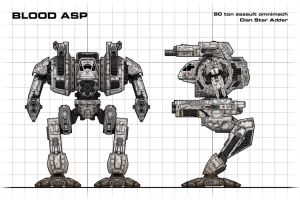 Blood Asp Blueprint by Walter-NEST