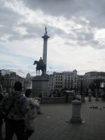 Trafalgar Square by Phoneix-Faerie