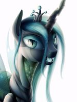 Chrysalis (WIP) by michellka