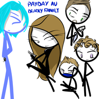 PDAU deadly family by ldjango21