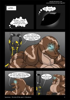 Supremacy - The story of Rex (page 19) by Spere94