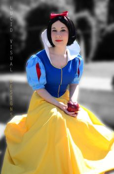 Color Vision - Snow White by LucidVisualDesigns