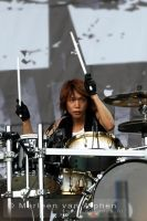 Dir en Grey - Shinya by Anvanya1981
