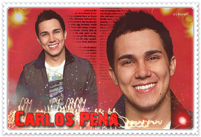 Carlos Pena by busia11
