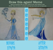 Draw This Again Meme # 1 by FluffyToon16