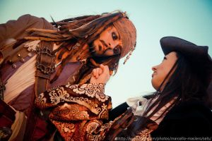 Jack Sparrow in Venice IV by marcellomasiero