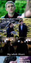 Lost heart - Johnlock by FreakyFangirl97