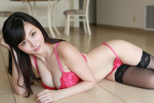 Anri Sugihara - gorgeous rose undies 5 by Anri-Sugihara