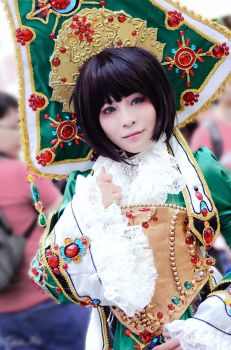 Seth - Trinity Blood by KellFung