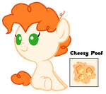 NG Ref : Cheesy Poof by zafara1222