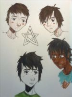 Four of the Five by TSH4ever