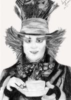 Mad Hatter by lohziviani