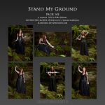 Pack 145 Stand My Ground by Elandria
