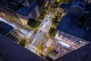 Luxembourg City by OK-Photography