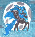 Nightmare Moon by charlotte199056