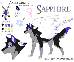 Sapphire's new design by OverTheRhine90
