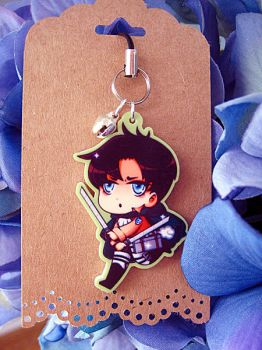 Levi Charm by Popo-Licious