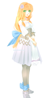Cecilia: Rune Factory 2 by litePiNK