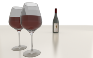 Wine Glasses - Cycles by Gemneroth