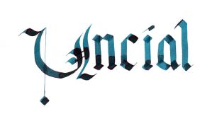 Uncial by MShades