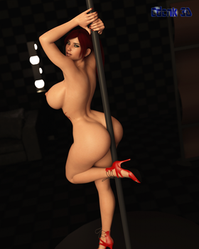 Attraction : Akasha 02 by Cdcnk3D